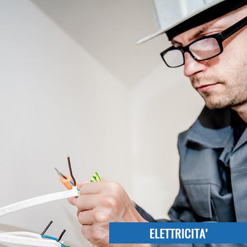Elettricità - Giordano Ferramenta