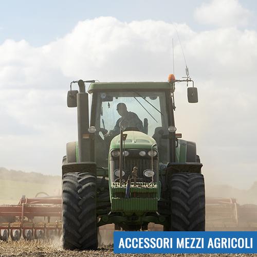 Accessori Mezzi Agricoli - Giordano Ferramenta