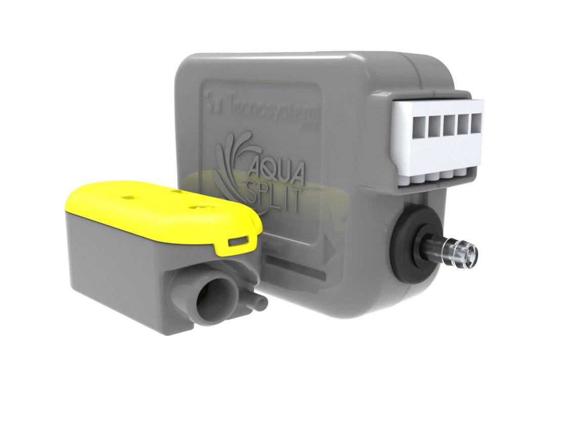 Mini Pompa Scarico Condensa Condizionatore Made In Italy Aqua Split 11lt H